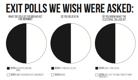 Exit polls we wish were asked