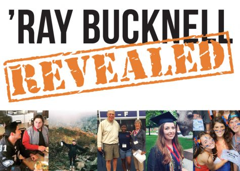 Who is 'Ray Bucknell?'