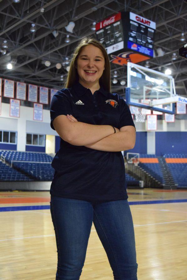 Spotlight on athletics intern Kat Sokirka '18