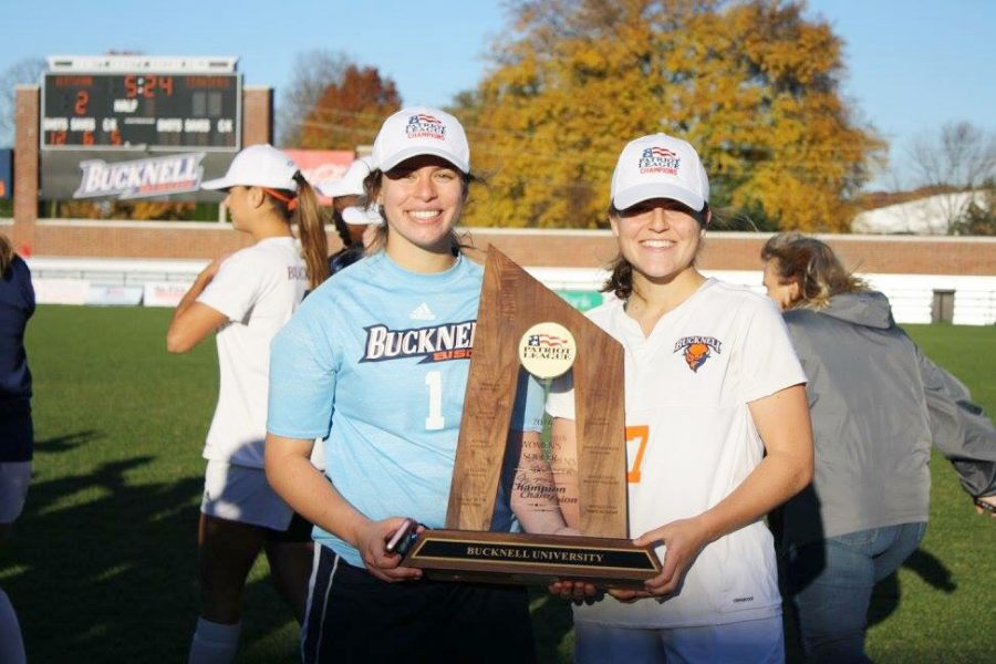 Two Bison women's soccer players to represent U.S. at Israel's Maccabiah Games