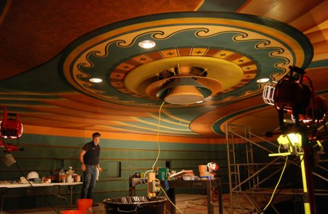 The Campus Theatre's mission of historic preservation & vision for cultural captivation