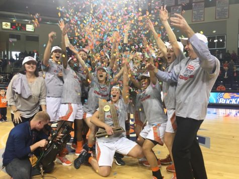 Women's basketball claims Patriot League title with overtime win over Navy