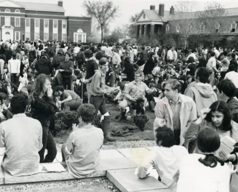 Investigative News: Anti-Vietnam, anti-interventionism, anti-apartheid, anti-sweatshop, and anti-discrimination: How activism has evolved on campus over half a century
