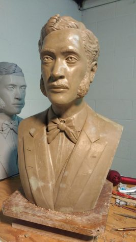 Bust of first African American University graduate to be unveiled