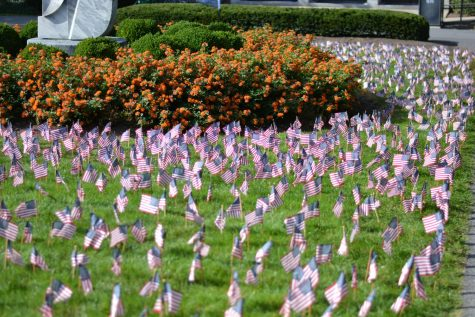 Community remembers 9/11