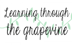 Learning through the Grapevine