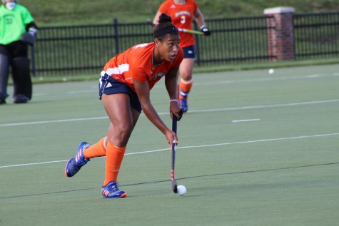 Field hockey takes down Columbia and LIU, falls to #2 Penn State