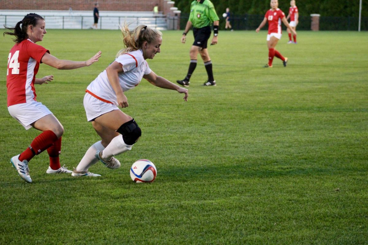 Women's soccer notches two shutout wins