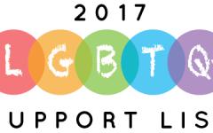 LGBTQ Support List
