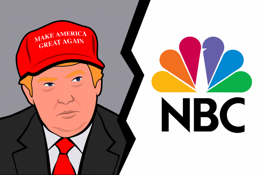 """Trump's attack on NBC demonstrates disrespect for First Amendment, continues """"Fake News"""" accusations"""