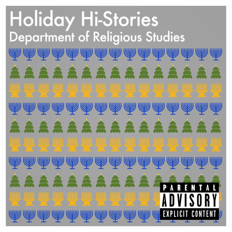 Religious studies department releases holiday album