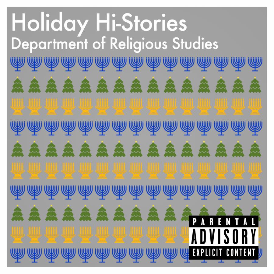 Religious studies department releases holiday album