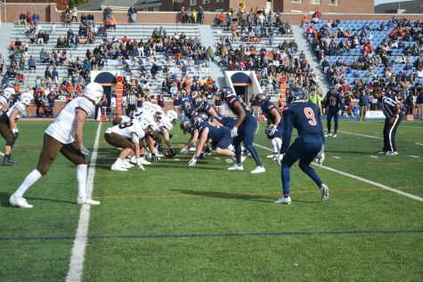 Lehigh spoils Homecoming football game