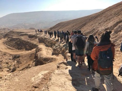 Students participate in birthright Israel trips over winter break