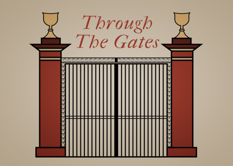 Through the gates: Kevin LeValley '11
