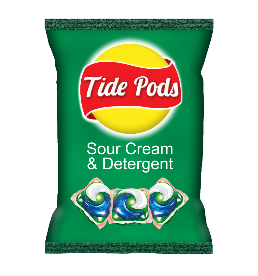 controversy strikes after tide pods found in snack aisle at grocery