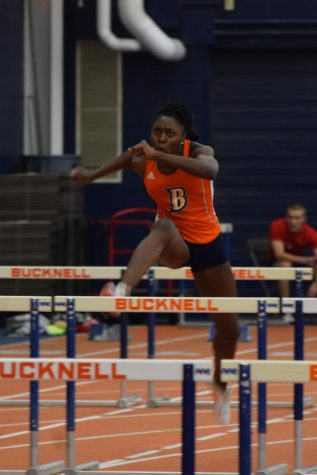 Track and field teams dominate Tune-Up meet
