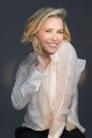 Student Lectureship series welcomes: Chelsea Handler