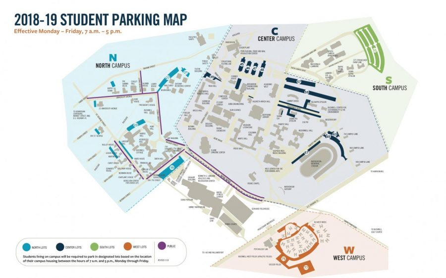 Student+parking+to+change+indefinitely+starting+fall+2018