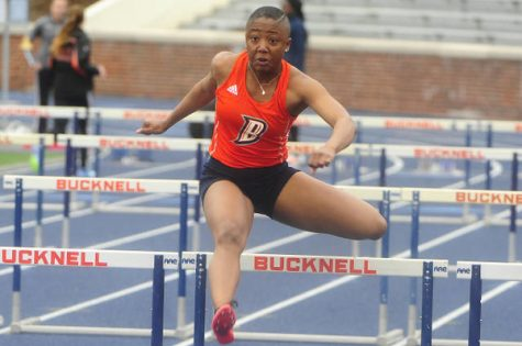 Men's and women's track teams take home first place