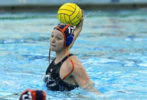 Women's water polo beats Mercyhurst on Senior Day