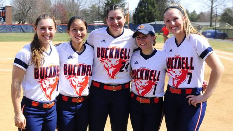 Softball goes 2-1 in final home series against Lehigh, ending its 40th season