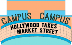Hollywood and more take Market Street: the Campus Theatre