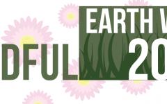 Be mindful: Earth Week 2018