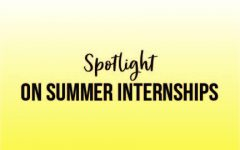 Spotlight on summer internships