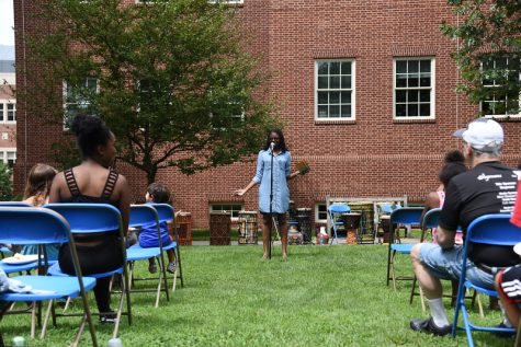 Griot Institute hosts opening event for fall semester