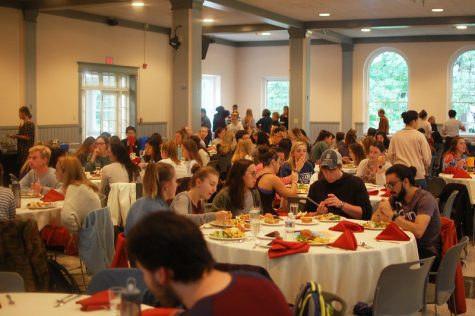Food for thought: Mental health discussed at Community Dinner