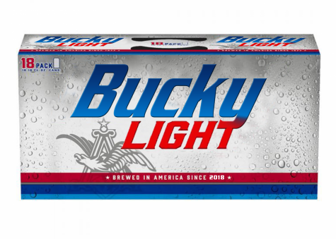 "Beer Barn challenges new Natural Light 77-Pack with ""Bucky Light"" 144-Pack"