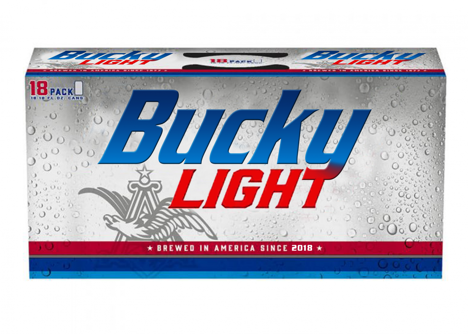 Beer Barn Challenges New Natural Light 77 Pack With Bucky