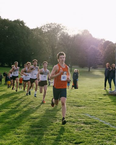 Bison cross country proves talent against top competition