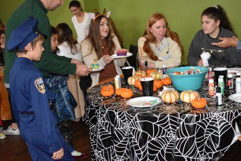Greek Life hosts Spooktacular for Lewisburg Community