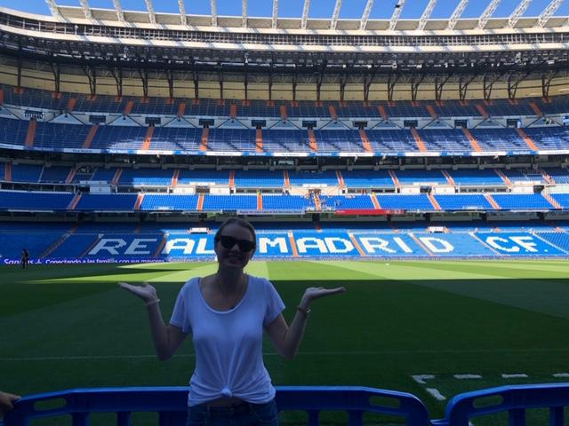 Reflections from an American soccer fan in Spain