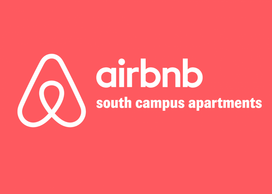 Senior offers South Campus Apartment as Airbnb for Homecoming Weekend