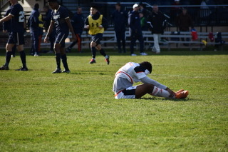 Men's soccer fails to overcome slow start, falls to Army 3-1