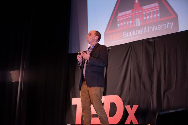 TEDxBucknell: Succeeding under pressure