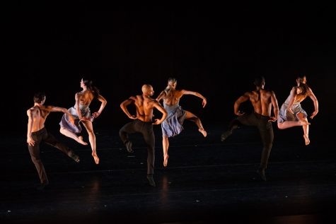 Weis Center hosts acclaimed Parsons Dance