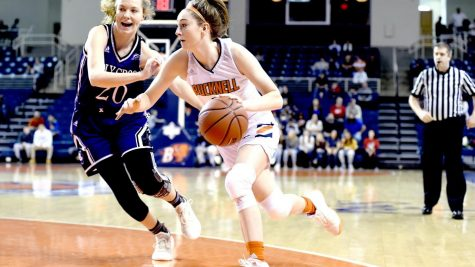 Athlete of the Week: Kate Walker '19, Women's Basketball