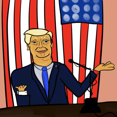 President Trump and Speaker Pelosi jostle for power