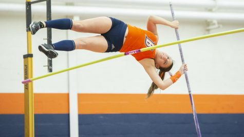 Bison Tune-Up prepares track & field for upcoming Indoor Championships