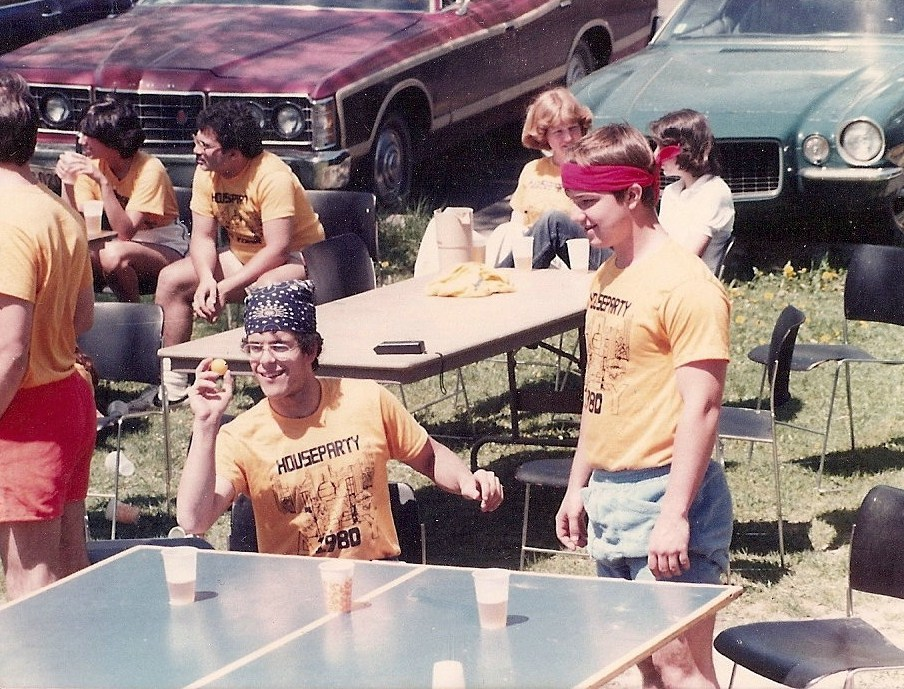 Bucknell University, 1980.