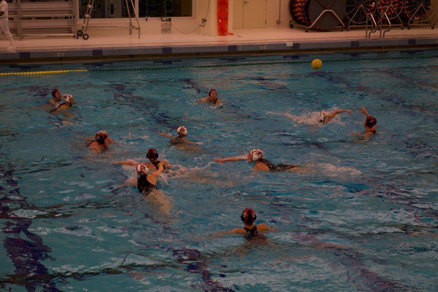 Women's water polo finishes regular season 23-11