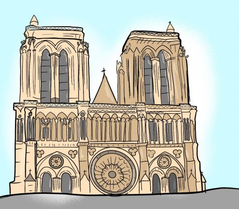 Billionaires are too little and too late to Notre Dame