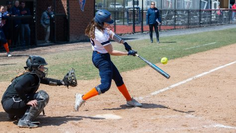 Bison softball goes 1-4 against stiff competition in opening weekend at Tiger Park
