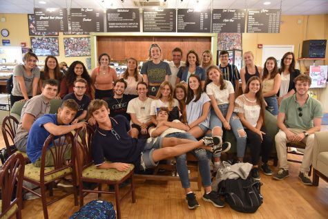 A Week in the Life: An Italian exchange program