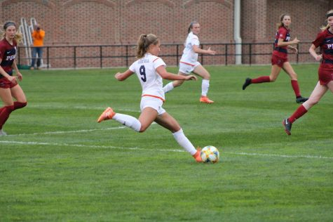 Women's soccer suffers back to back losses