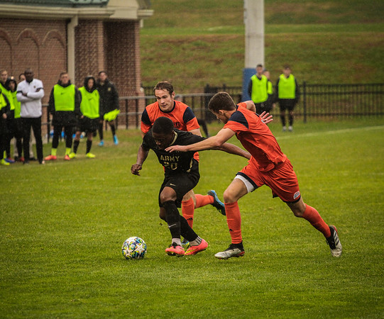 Men's soccer ties Army, but unbeaten streak ends after midweek loss to Cornell